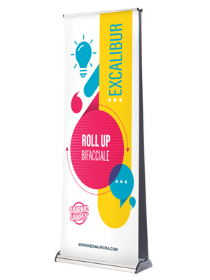 ROLL UP BIFACCIALI