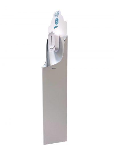 colonnina dispenser gel sanificante